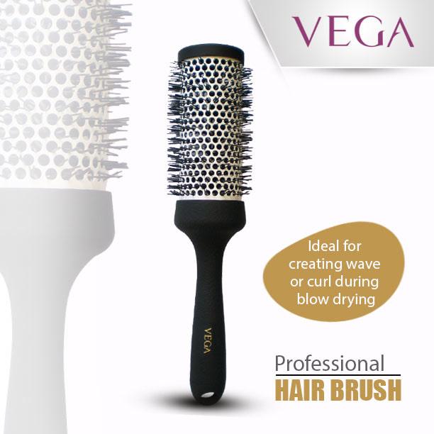 VEGA professional hair brush - Get Stylish hair with VEGA professional hair brush. Try it Now https://goo.gl/Gm0fui #beauty #makeup #style #hairbrush #vega #vegabeauty