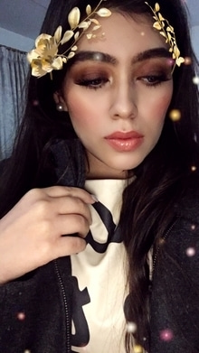 Bronze smokey eyes with glossy lips 💯  Winter glam ❄️    #delhi #times #makeupblog #beautyblogger #beautyblog #hair #makeup #haircare #coral #loreal #katvond #maybelline #lipstick #eyeshadow #sharara #gharara #salwar-kameez #salwar #pallazopants  #likeforlike #followme #stickers #roposolove #contestalert #giveaway #giveawayindia #giveawaycontest #delhi #delhigirl #girls #beautiful #beautifulthings #beautifulmoments #beautifulskin #skincare #skincareroutine #biotique #clinique #cliniqueindia #nivea #niveaaftershavebalm #likeback #lehenga #bridallehenga #sabyasachi #stickers #roposostickers #roposoinfluencer #roposofashionblogger #roposocontest #eyebrows #sabyasachi #sabyasachilehenga #hudabeautylashes #hudabeauty #hudabeautyliquidlipstick #hot #sexy # desigirl #outfitpost #outfitideas #designerlehenga #designersuit #makeupartist #makeuptitorial #simratmarwah #smokyeyes #smokeyeyemakeup #smokeyeyetutorial #bronze #bronzed #bronzeeyemakeup