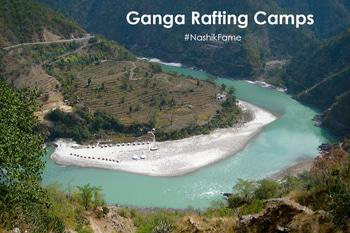 Ganga Rafting Camp !!! https://goo.gl/Lo3bv4