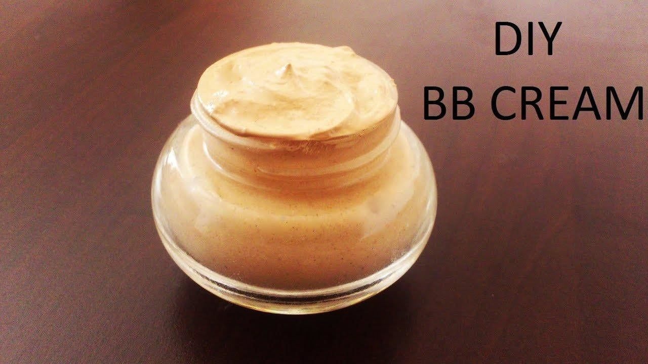 How to make BB Cream at home || How to use darker shade Foundation!!