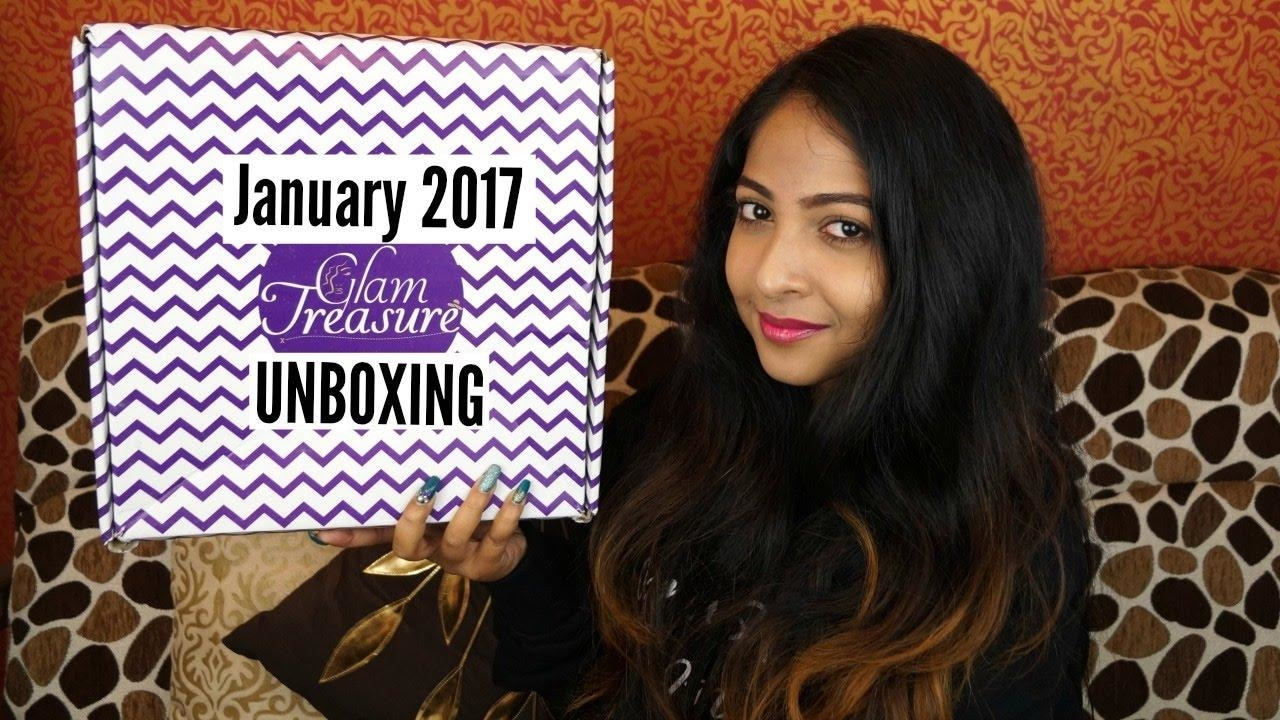 You have to see what this month's Glam Treasure box contains! 😍😍 #bbloggerindia #bblogger #unboxingandreview #glamtreasurebox #unboxingvideo #reviewoftheday #video #videooftheday #staceycastanha  #productreviews