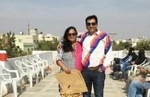 Enjoying Uttarauan  featival at Ahmedabad,Gandhinagar and  Vadodara
