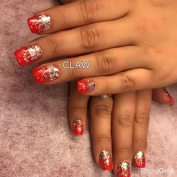 Nail art collection 💅🏻#weddingnails#nailsfashion##nailtrend#nailswag#nailartclub#nailsonfleek#claw#getclawed💅🏻💅🏻 For appointments in Delhi call ☎️☎️ 9811197099 , 9278375598 ,  9871798965 , 011-41038464 WEBSITE : www.claw-nails.com