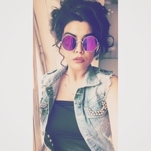 Characterise people by their actions and you will never be fooled by their words... . . . . . . #attitude #bossasbitch #thugwife #dontletmedown #bestoftheday #picoftheday #selfieoftheday #motd #makeup #lookoftheday #curlyhair #messybun #denimjacket #sunglasses #makeupoftheday #instadaily #instamood #instaday #pictureday #mumbaiigers #igersdaily #fashiongram #fashionblogger #queenb