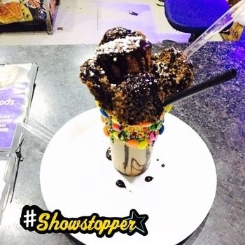 Choco monster shake at Hashtag foods Netaji Subhash Place ! Dive in to exprerience the heaven!😇 #ropo-love #ropo-good #roposodaily #roposolove #soroposo #roposodiaries #blogger #delhiblogger #foodblogger #delhi #delhifood #delhifoodblogger #shake #dessert #showstopper #chocomonstershake