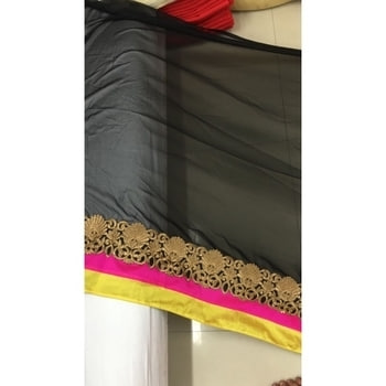Party Wear Multi-Colour Saree - KT-3143 @ Rs.1600/- Only  Buy Now : http://bit.ly/2iwSbUs   Flat 10% OFF on First Order ( Use Coupon Code - IAMNEW10 )  Get Free Home Delivery + COD + Easy EMI + Easy Refund / Replacement Policy.!! * 100 % Customer Satisfaction  * Stitching Service Also Available   #saree #designersaree #bollywoodstyle #sale #womensonlineshopping #ethnicwear #ethniclove #weddingdiaries #multi-colour  #sale #roposo