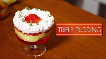 A Dessert is like a Feel-Good song, and so the best ones make you dance. Presenting the most popular & all time classic - Trifle Pudding with a bit of Meghna's Magic. Let's dance, shall we!!💋💋💋 Love M. #ChefMeghna #TriflePudding #Desserts #PureMagic  Trifle Pudding | Meghna's Food Magic | Pure Magic #4 #dance