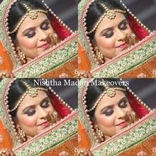 The best moment when you doll up your sister! 😘 Follow us on facebook. Link in bio. #makeup #hair #makeupartist #makeuplover #makeupaddict #makeupdolls #makeupbyme #nishthamadan #muadelhi  #freelancemua #makeupartistindia #lovemyjob #makeupdiaries #bridalmakeup #bride #indianbride #eyes #lashes #happyclients #clientdiaries #bridalasia #asianbride #wedmegood #indianweddings #dreams #goals #makeover  #pretty #happyclients #shaadisaga #makeupdolls #weddingplz