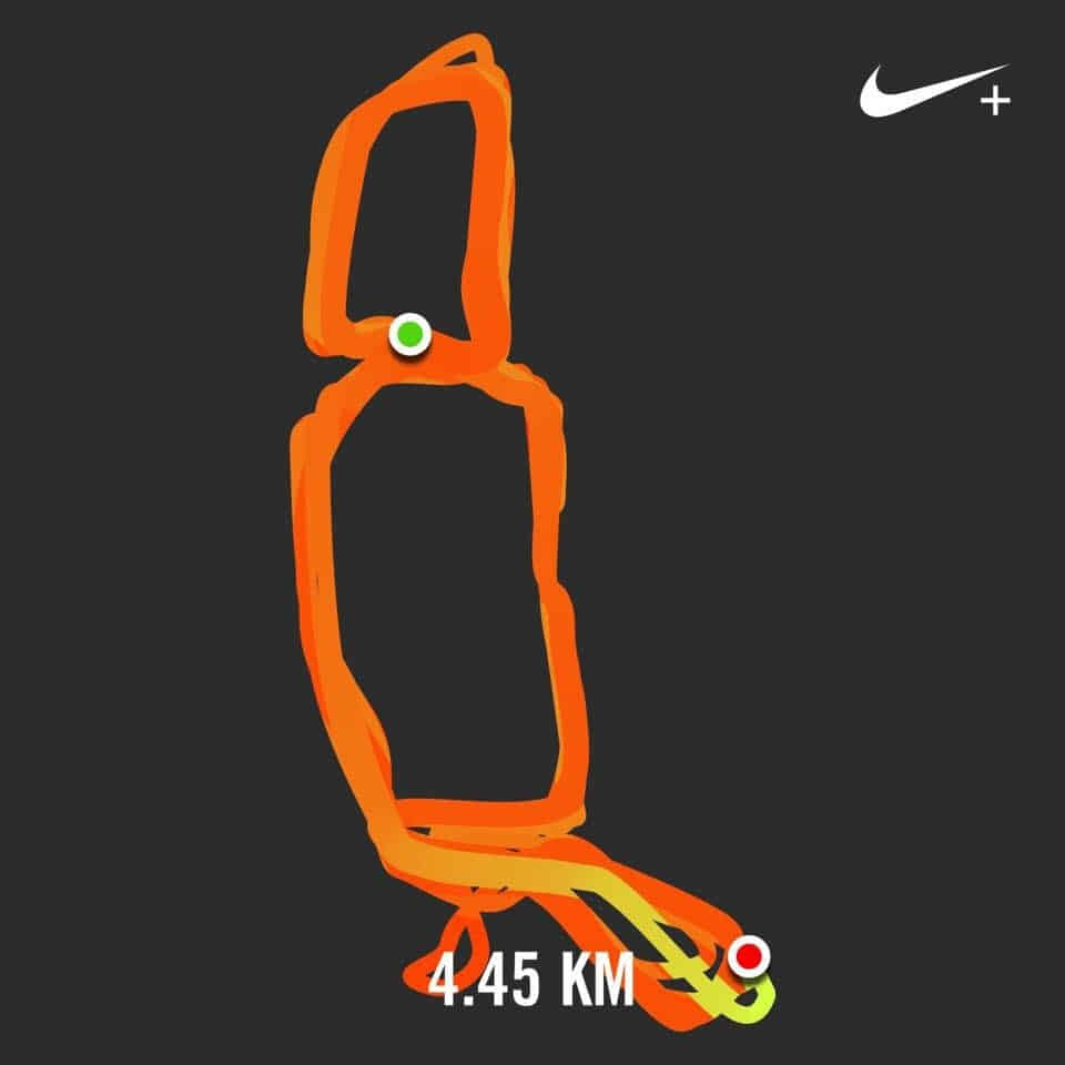 God damit #versova is absolutely blessed with parks... #neighbourhood #newhome #peaceandquiet #latenightrun #runnershigh #nikerunclub #nike