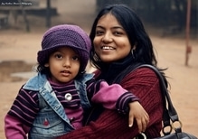 1 Mother + 1 Daughter = 2 Besties! Post:138 #Photography   #expressions  #unconditionallove  Location: Udaipur #motheranddaughter