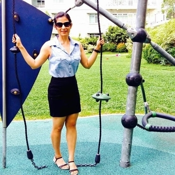 We don't stop playing because we grow old, actually we grow old because we stop playing.. 💋💋💋 Love M. #ChefMeghna #JustSaying #WednesdayWisdom #StayFit #skirts