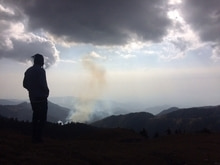 Over the clouds . . . . #roposo #travel #photooftheweek