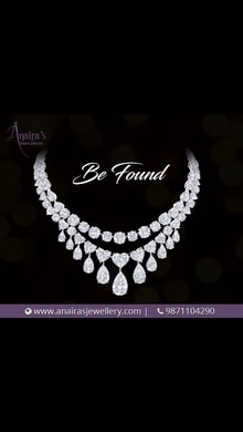 #anairas  helps you to get glamorous with the dazzle of diamonds in every cut. . Visit us at: www.anairasjewellery.com #glamour #onlineshopping #trendy #occasion #diamonds #jewelleries #anairasjewels