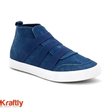 Are you looking for a shoe that's fashionable and comfortable at the same time.? Look no further, we have the perfect casual shoe for you to rock that denim on denim or that white tee and leather jacket outfit. #Kraftly Buy Now: http://bit.ly/2iZXf2o #Onlineshopping #LikeforLike #Picoftheday #Followforfollow #Menfootwear