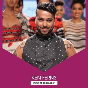 Presenting our 5th panellists for #DRESSLIKEAMAN Ken Ferns   Ken ferns has taken television industry to another level of style and fashion and been on board as the wardrobe stylist for the biggest reality TV shows in the country.  His topic for the event: How Instagram has proven to you to be a potent tool in shaping  Men's Fashion Aesthetics on TV and the catwalk in India.    #fashion #fashiondesigner #Tv #mensfashion #aesthetics #Menswear #designer #influencer #influencermarketing Buy now: https://goo.gl/JcbQz5