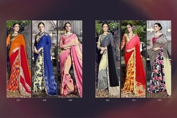 TRIVENI AMIRA VOL 4- DESIGNER EMBROIDERY WORK-TEXTILEBAZAR.IN Price : 741 Quantity : 12 For Inquery And More Info  #contact or #Whatsapp us ON:+91 8866886153 Email:bazar.textile987@gmail.com Website:textilebazar.in