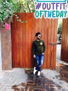 Weekends done right!  Aviators : @hm  T-Shirt : @ajiolife Denims : @beinghumanclothing  Belt : @dolcegabbana Watch : @esprit  Sneakers : @adidasneo  Confidence : @house_of_class . . . . . . #bloggersofIndia #OOTD #mumbaifashionblogger #bloggerlife #bloggerstyle #bloggerdiaries #blogpost #manbuns #aviators #bloggingisfun  #loveyouall  #beardlife #shootdiaries #fashion #fashionista #fashionblog #fashionable #fashionstyle #menswear #mensfashion #menstyle #mensstyle #menfashion #ootdmen #beard#HouseofClass #Mumbai #Basics #roposo #soroposo #roposodiaries #OutfitOfTheDay #streetstyle