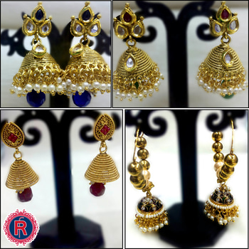 #RunwayFashion #Presents the all new #Earrings #Collection #EthnicDesigns #GoldPlated #ImitationJewellery For Full Catalogs, designs and price kindly #Whatsapp us at +91-9988339521 Stay Tuned for more collections #IndianWeddings #Weddings #Bride #BridalJewellery #IndianFashion #BestPrice #BestProducts #AwesomeDesigns #Customization #OnlinePurchase #allthingsbridal #desibeautyblog #sikhbride #indianbride #indianjewels #indianfashion #indianjewelry #traditional #punjabijewelry #Wholesale #Wholesalers #Reselling #Resellers