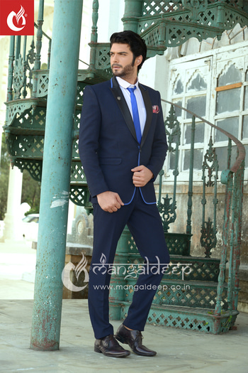 Classy look in your #weddingfunction with this Navy Blue colour Mens Party wear #CoatSuit For #Groom Get it now :- https://goo.gl/a97eQT 👗👚 For Live Shopping Click This Link :- https://goo.gl/3tCilt For more information :- Call us @+919377222211 (Whatsapp Available)