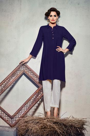 Simple Daily Wear #Blue Colored Kurti. It comes in #REYON fabrics. Occassion - Casual, Office Wear. Work - Embroidered. Size - M, L, XL, XXL. Album no - 1018. Pcs no - 6508. Visit - http://www.lkfabkart.com/   #kurti #kurtilove #kurtistyles #kurtisonline #kurtisforwomen #kurtishopping #kurtionlineshopping #kurtisprice #kurtiswholesaler #kurtisale #kurty #kurtys #kurtiswag #designerkurti #designerkurtis #designerkurtionlineshopping #designerkurtipatterns #designerkurtis2K17 #blue  #bluelove #bluelovers  #lkfabkart