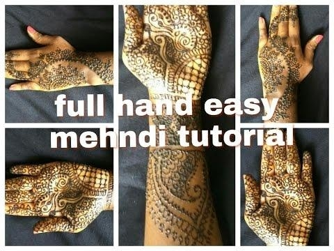 Easy and simple mehandi design tutorial #youtuber #indianyoutuber #mehandi #roposolove #roposodaily #beauty   Please subscribe to my channel https://www.youtube.com/channel/UCMtmSzrb_OaHxwG5ClJqC9w Stay connect...