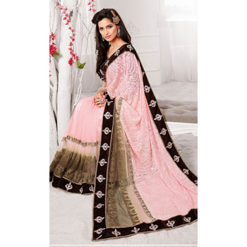 When it's time for #PartyWear #Dualtone #Sarees Collection what will you be wearing? Here are some great #Sarees that you'll love to spend the day in #Wedding #FreeShipping in #India & #Bangladesh  http://www.ishimaya.com/sarees/work/embroidered/festival-dualtone.html?price=4140-?utm_source=roposo&utm_medium=refferal&utm_campaign=smo