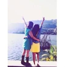Once again #stumbling #2016 😊 #pictures  #twinning 👯#winning  Just few days before we hit #2017 . . . . . . . . . #squadgoals #girlspower #traveldiaries #pune #lavasa #maharashtra #travelgram #igram #travelsoul #wanderlust #travelfashion #travel #stylecheck #fashiondiaries #fashionista #whitesneakers #dresses #girlies #reminiscing #instagram #likes #boots #shoes #soroposo #roposo #roposofiles