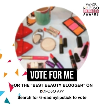 "Hi my beautiful followers! Ive just registered for the ""Best Beauty Blogger"" on Roposo!! 😌😌  Please please please VOTE FOR ME !!!   I'd appreciate your love and support SO Much !!! It would mean the world to me!!! ❣️❣️❣️❣️❣️❣️❣️ ____________ #styleblogger #fashionblogger #fashionblog #lookbook #bloggerstyle #blogger #indianfashion #asianfashion #fashionlover #asianblogger #fbblogger #instablogger #fashiondiaries #fashiondaily #whatiwore #indianfashionblogger #makeupjunkie #styleblog #fashioninspo #indianstyle #bloglovin #aboutalook #stylediaries #bloggerstyle #blogpost #bloggerlife #streetstyle #makeupmafia #makeuponfleek #makeuplook #makeupcollection  #makeupreview #makeupobsessed #makeupaddiction #fashionblogger #beautyblogger #indianblogger  #brownskinbeauty #beauty #beautylover #makeuplover #beautyblog #beautyaddict #makeuplove #beautyjunkie #makeupenthusiast #makeupblogger  #makeupblog  #bloggeraward #bloggerawards #voteforme"