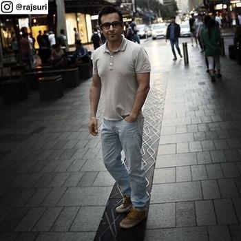 @rajsuri in Sydney, Australia 🇦🇺 @rajsuri - #talent #mentor #training #grooming #makeover  #workshops #style #actor #producer  E: training@rajsuri.net