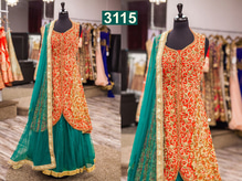 Wedding Wear Red & Rama Colour Lehenga Suit - 3115  @ Rs.2199 /- Only  Buy Now : https://goo.gl/ap51R8   Flat 10% OFF on First Order ( Use Coupon Code - IAMNEW10 )  Get Free Home Delivery + COD + Easy EMI + Easy Refund / Replacement Policy.!! * 100 % Customer Satisfaction  * Stitching Service Also Available  * World Wide Shipping    #lehengasuit #womensonlineshopping #lehengaskirt #indo-westernsuit #embroidered #diamondwork #sale #storeadda #net #silk #bridal #weddingwear #partywear #festivewear
