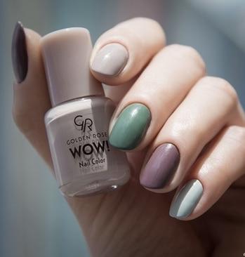 #nailcolor #goldenrose #girls #wonen #style #makeup
