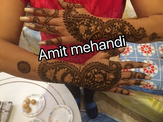 Amit mehandi  7838120565