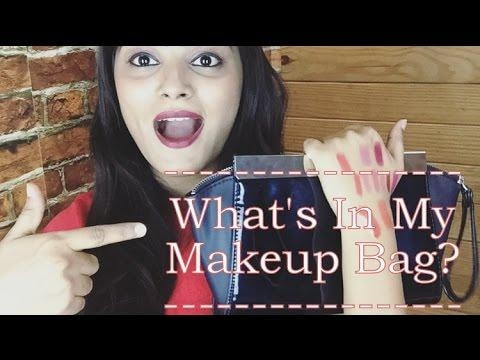 What's In My Makeup Bag? | 2017 Edition Hey everyone... so there's a what's in my makeup bag? Video up on my YouTube channel.. go check it out, click on the link in bio and don't forget to like share and subscribe 👍🏻😇 #whatsinmymakeupbag #newvideo #alert #indianyoutuber #nudetoberries #beautyandlifestylewithafreen #roposo