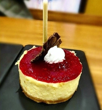 Raspberry Explosive Cheesecake @wildsugar.pune . .🍰🍒 What: Raspberry Explosive Cheesecake  Where: Wild Sugar Patisserie & Cafe How much: ₹120/pastry PC- @lazeezstories . .📍📌 Tag#gopune to get featured #raspberrycheesecake #food #foodporn #yum #instafood #love #yummy#amazing #instagood #photooftheday #sweet#dinner#lunch#breakfast#fresh #pune #food#delish#foodpic #hungry #follow4follow #teamfollowback #likeforlike#likesforlikes #likebackteam#instagood#pune #punefoodie  @thepunefoodie @things2doinpune