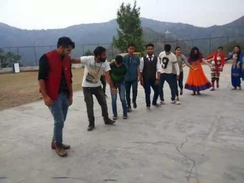 pahari  himachali dance