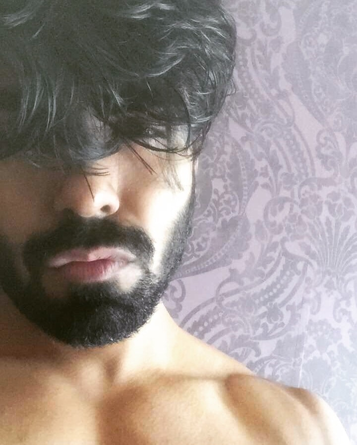 What can be better then a lazy Sunday after amazing trip. #home #chilling #relaxed #Sunday #lazy #pamper #hair #love #bearded #rough #selfie #messy #closeup #weekend #naked #international #supermodel #malemodel #insta #picoftheday #tagforlikes #snapchat #pout #dark #sexy #hot #handsome #tired #eyes #body #fitness #toned #ripped  #menonroposo #soroposo