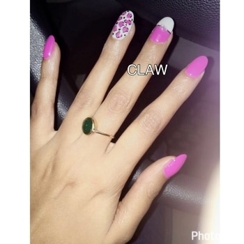 It was a fun working on this pretty girl nails!  #happyus#claw#nails#nailstoinspire#nailart#mermaid nails#getcreative #getclawed💅🏻💅🏻