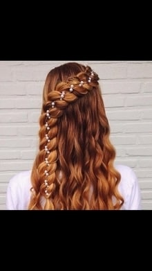 The amazing hairstyle#hairstyle