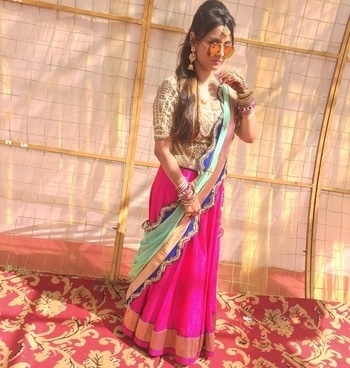 Indian weddings #mintpink #traditional #indianblogger #styleconnexion