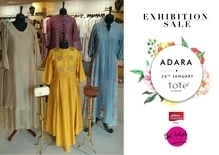 You must have seen them at multi designer stores. Get your hands on their new collection as Adara is exhibiting at The Label Bazaar at Tote on the Turf!#TLB #tlbseason3 #mumbai #hyderabad #chennai #threecitytour #threetimesthefashion #fashionx3 #exhibitions #thelabelbazaar#Amchimumbai