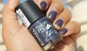 Love the Color but sill not happy with it! Find out why in the review post! Rommel London Salon Pro Nail Paint Punk Rock Review and Swatch! Direct link is in the bio! . . . . #rimmellondon #salonpro #nailpaint #nailfie #fallnailpaint #rougepouts #beauty #beautblogger #indianbeautyblogger #makeup #makeupblogger #indianmakeupblogger #rougepoutsreviews #swatch