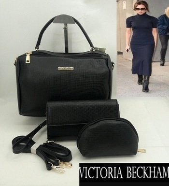 #victoria #beckham #set #of #3 #red #black #colors #variety  For More DM or Whats app  +91-8284997819