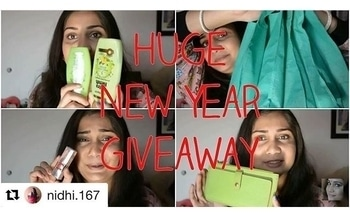 Follow this beautiful blogger @nidhikatiyar  participate in here #hugegiveawaynidhikatiyarFollow this beautiful blogger @nidhi.167 and participate in here #hugegiveawaynidhikatiyar