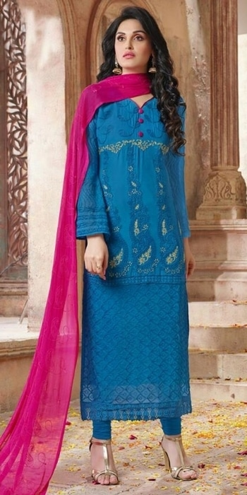 Wonderful Straight Salwar Suits collection shop at www.nallucollection.com Price: 2098  For more Designs check link http://bit.ly/2iZ59X5  For more information Whataap us 8097909000 Mail us on sales@nallucollection.com  #salwarsuit #salwarkameez #anarkali #dress #dresses #tops #anarkalidress #suits #onlineshopping #love #designer #bestseller #nallucollection #fashion #ethnic #straightsuit