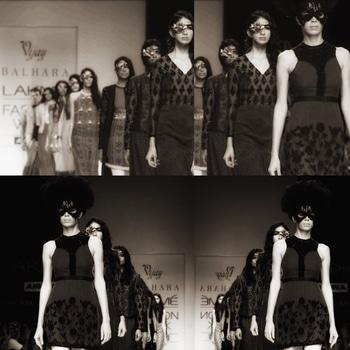 The Adrenaline pump of finale line up #vijaybalhara #runway #moments #indiafashionweek #lovemyjob #love #fashion #fashioncity #supermodels
