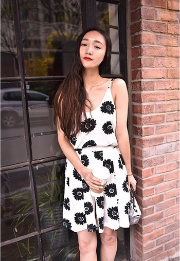 White Flower Printed Jumpsuits Ship in 24 hrs  #jumpsuit