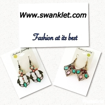 Items ranging from Rs 49/- onwards www.swanklet.com  What's app 9987314407 to order  #Swanklet #IamSwanklet #sparklingCreationz #sparkleme #Instamood #Instapic #picoftheday #fashion #girls #beautiful #cute #jewelry #style #success #giveaway #gifts #diva #babe #smile #Indiangirl #traditional #accessories #handmade #tending #trendy #love #follower #followme