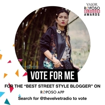 Have you voted for me yet? Go to VOTE OPTION in my profile and vote for me if you want to see more art ❤️ Hi guys! Follow me on instagram for OOTD inspirations and other stories: https://www.instagram.com/shivani.boruah/ My blog is: www.thevelvetradio.com Hope you will have a look. ~~~~~~~~~~~~~~~~~~~ #wiw #whatiwore #blog #collaboration #fashionblogger #indianblogger #popxoblogger #popxodaily #ethnic #lookbook #styleblogger #stylediary #bangalore #india #inspo #trendsetter #aboutalook #instapic #lookbook #igers #follow4follow #like4likes #story #vsco #igersindia #vscocam #fashion #blogged #follow #bblogger  #photography #instamood #roposotimes #soroposo #roposolove #twitter #tweet #youtube #youtubevideo #video #youtuber #musician #music #femalevocalist #vocalist