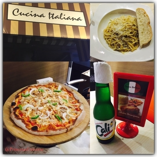 Italian Dinner - pizza and pasta night at CucinaItalaiana...in the Philippines --- yummy food :) --- Dont forget to VOTE for me -- Best Lifestyle Blogger on Roposo -- thanks ❤️ 🍽 🍝 🍕 #cucinaitaliana #italian #food #foodie #foodblogger #calishandy #pastaagliolio #margheritapizza #yummy #inmyblogsoon #topplacestooeatinthephilippines #staytuned #turnonpostnotifications #princesasuniverse #princesasuniverseeats #dipolog #philippines #pilipinas #mabuhay #indianblogger #foodbloggerindia #blogadda #roposolove #soroposo #roposofood #bmspotlight #wow