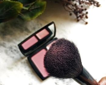 ✔️See the Pigmentation 🙈Lancome Blush Subtil Duo powder & cream blush/illuminateur, Shade- Aplum/Perfect Pink 👩💻review up on blog. Link in bio. . . . Blush Brush- Lancome Cheek Brush #6 . . . @lancomeindiaa @lancomeofficial #lancomegirl #potd #motd #botd #brb #instagram #instastory #roposostory #lancome #girlboss #exploreourway #EOW #lancomeofficial #lancomeindia #lancomeblush #makeup #beauty #lifestyle #blush #illuminator #blushsubtilduo #blog #bblogger #bloggerlife #blogging #skincareblogger #makeupblogger #beautyblogger